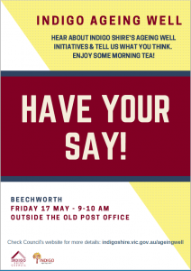 Have Your Say @ Old Post Office