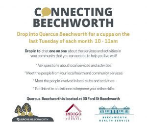 Connecting Beechworth @ Quercus Beechworth