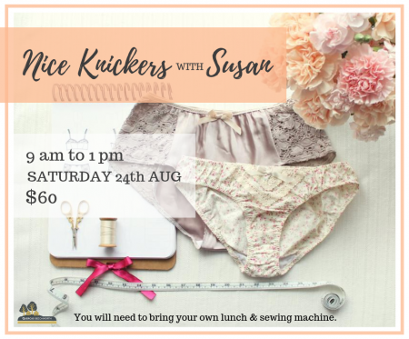 NICE KNICKERS with SUSAN