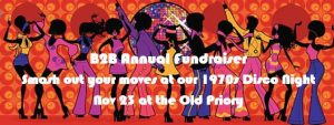 Beechworth to Bridge 1970s Disco Fundraiser @ The Old Priory