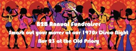 Beechworth to Bridge 1970s Disco Fundraiser
