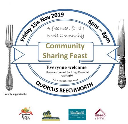 Community Sharing Feast