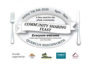 Community Sharing Feast @ Quercus Beechworth