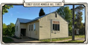 Festival of Small Halls Coming to Stanley @ Stanley Soldiers Memorial Hall
