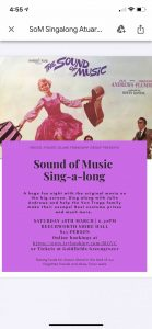 Sound of Music Sing-a-long @ Beechworth Shire Hall