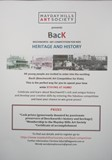 BacK BEECHWORTH  ART COMPETITION FOR KIDS HERITAGE AND HISTORY @ On Line at home.